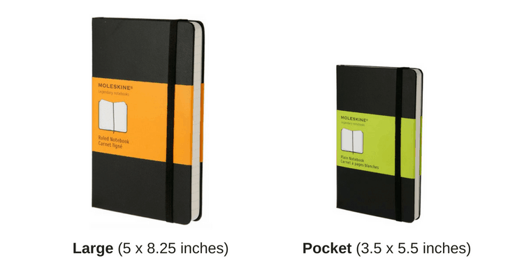 moleskine-notebooks