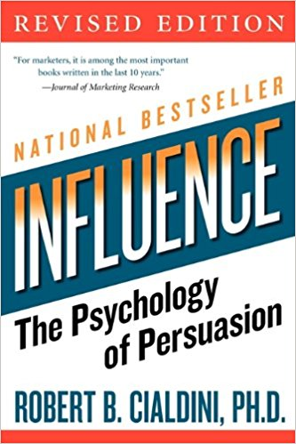 Influencehe Psychology of Persuasion