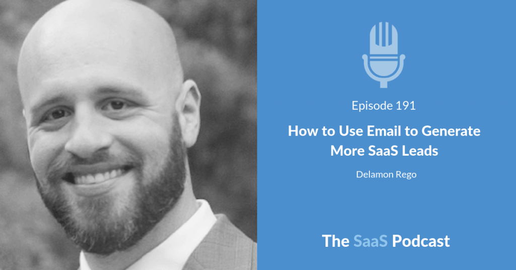 More SaaS Leads - Delamon Rego