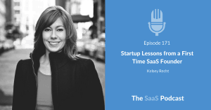 First Time SaaS Founder Kelsey Recht - VenueBook
