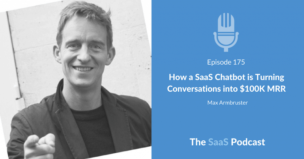 SaaS Chatbot - Max Armbruster