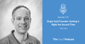 SaaS Founder - Mike Taber - Blue Tick