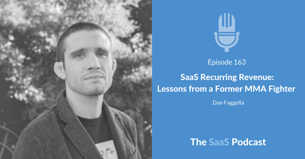 SaaS Recurring Revenue - Dan Faggella