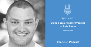 SaaS Reseller Program - Luke Swanek