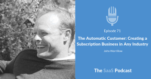 The Automatic Customer Creating a Subscription Business in Any Industry - John Warrillow