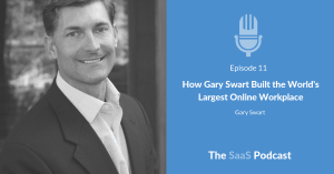 How Gary Swart Built the World's Largest Online Workplace - with Gary Swart