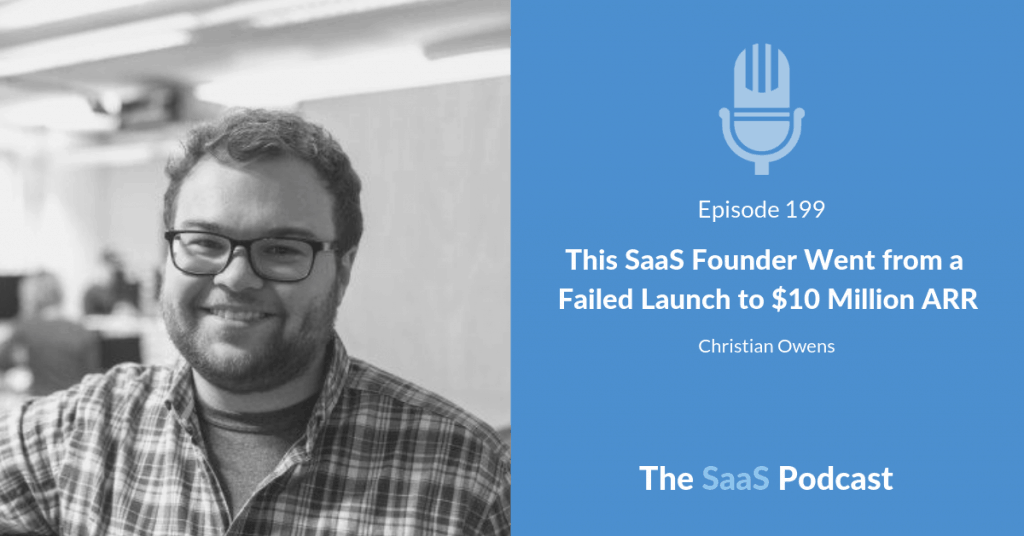 Failed SaaS Launch - Christian Owens Paddle