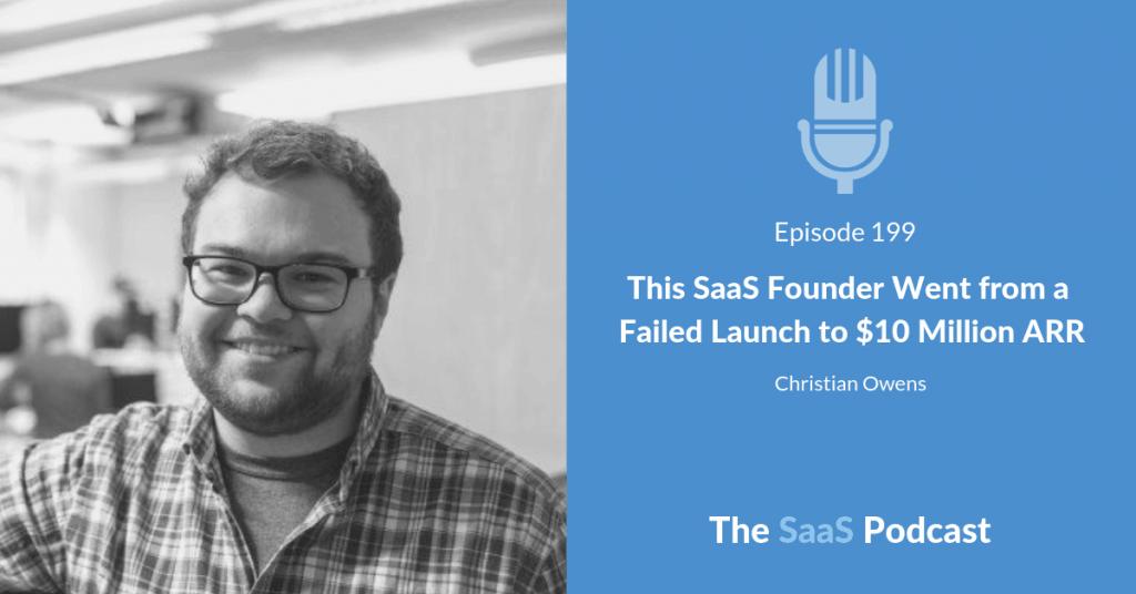 Failed SaaS Launch - Christian Owens Paddle