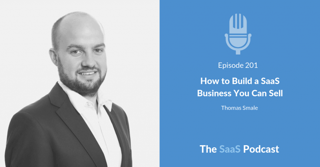 How to Build a SaaS Business You Can Sell