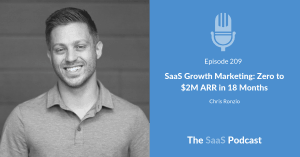 SaaS Growth Marketing - Chris Ronzio of Trainual
