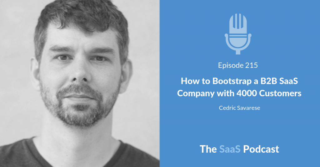Bootstrap B2B SaaS - Cedric Savarese - Form Assembly