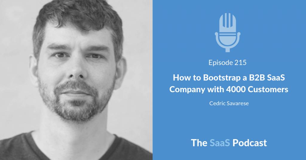 Bootstrap B2B SaaS - Cedric Savarese - Form Assembly