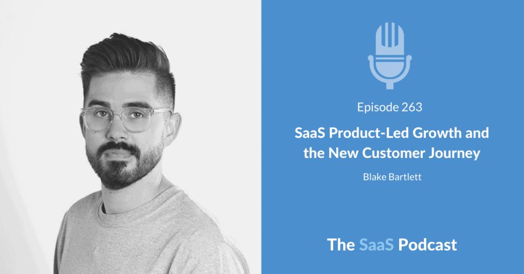 Blake Bartlett - SaaS Product-Led Growth
